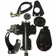 Borgeson Universal Co 999006 Complete Power Steering Conversion Kit New