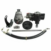 Borgeson Universal Co 999014 Complete Power Steering Conversion Kit New
