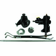 Borgeson Universal Co 999026 141 Quick Ratio Power Steering Conversion Kit New