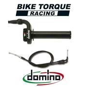 Domino Krr03 Quick Action Throttle And Cables To Fit Boss Hoss Bikes