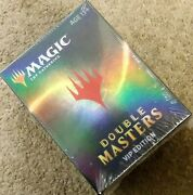 Magic The Gathering Double Masters Vip Pack Box Sealed 33 Cards Per