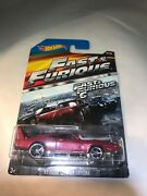Hot Wheels 2015 Red Fast And Furious 1/8 And03969 Dodge Charger Daytona