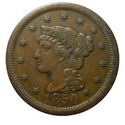 Large Cent/penny 1850 High Grade Nice