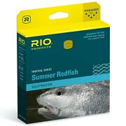 Rio Summer Redfish Fly Line Blue/sand - All Sizes - Free Fast Shipping