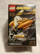 Extremely Rare Lego Racers Ghost 4578 2001 Sealed Box Never Opened