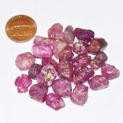 Natural Ruby Rough Unheated Rare Huge Collectible Gemstones11.5mm-12.5mm Approx