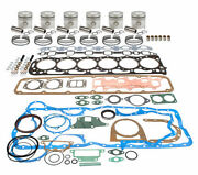 Engine Kit For Caterpillar 3046c Naturally Aspirated Direct Injection 128-2952