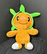 12 Inches Pokemon X And Y Plush Chespin Great Condition Generationandnbsp