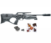 Umarex Walther Reign Uxt Pcp Bullpup Air Rifle .25 Cal With Wearable4u Bundle