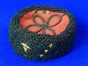 Antique Old 19 Century German Germany Austrian French Hussar Hat Forage Cap