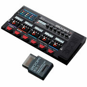 Zoom G11 Multi-effects Guitar Processor With Zoom Bta-1 Bluetooth Adapter