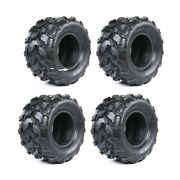 4pc 18x9.5x8 Tire 18x9.5-8 Atv Tires 4 Pr For 110cc 125cc Utv Go Kart Quad Buggy