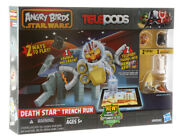 Angry Birds Star Wars Death Star Trench Run Telepods Game Luke Tie Fighter Pilot