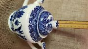 Vintage Blue Willow China Japan Stamped 3-4 Inch