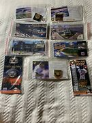 Lot Of 9 San Francisco Giants Mlb Baseball Pins From Early 2000s - Barry Bonds