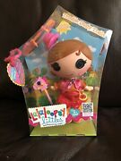 Trouble Dusty Trails Lalaloopsy Littles Doll B-day March 1 Big Sister Prairie