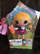 Tricky Mysterious Lalaloopsy Littles Little Doll B-day Feb 29 Big Sister Misty