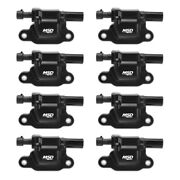 Msd 826583 Direct Ignition Coil Set For 16 Chevy Suburban 3500 Hd 6.0l New