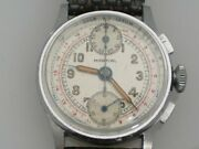 Martial Venus170 Chronograph Vintage Menand039s Watch Manual Winding 1950and039s