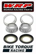 Wrp Steering Head Bearing Kit To Fit Yamaha Xv250 Route 66 88-90