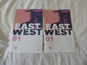 East Of West Comic Issue 01 Second Printing - March 2013 - Pre-owned