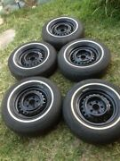 Mercedes Benz 113 Rare Optional Vented Wheels Dated 6/71 280sl 280 Sl 250