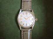 Tudor Oyster Date Ref.7939 Cal.380-2 Manual Winding Menand039s Watch 1960and039s 34mm