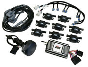 Msd 601523 Black Direct Ignition System Controller Kit Small Block Ford 289-302