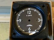 Vintage Waltham A-13a-2 Military Aircraft Clock Casing Pn 22286 For Parts
