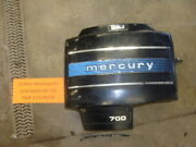 1978 Mercury Outboard 70hp 3 Cyl 700 Engine Hood Top Cover Side Cowl Cowling