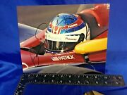 Indianapolis Indy 500 2005 Danica Patrick Hand Signed Cockpit Color Photo 8x10