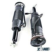 2pc Hydraulic Suspension Strut Assembly For Mercedes W221 S600 Front Leftandright