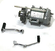 Genuine For Royal Enfield 5 Speed Gear Box With Kick And Gear Levers