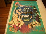 Sleeping Beauty  Style A  Poster  1959