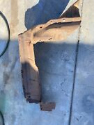 1957 Plymouth 58 59 Dodge Plymouth Right Side Front Fender Wheel Well