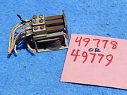 Wurlitzer 1100 1250 1400 1600 Crm Anti-cheat Or Coin Isolation Relay 49778