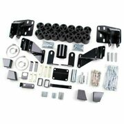 Zone Offroad Zond9345 3 In Body Lift Kit For 2006-2008 Dodge Ram 1500 New