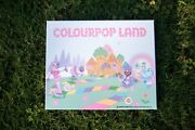 Colourpop X Candy Land Complete Pr Full Box Set Hasbro Rare In Hand Candyland