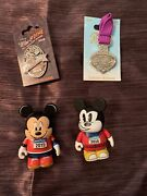 Walt Disney Theme Park Collectibles - Pins And Figurines