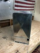1andrdquo Insulated 16.5 X 25 X 32 With 1andrdquo Filter Rack Return Air Duct Plenum-26 Gauge