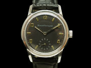 Girard Perregaux Small Seconds Vintage Manual Winding Menand039s Watch Black Dial