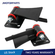 Weld In Motor Mount And Frame Brackets Kit For Chevy Ls1 Ls6 Ls-1 Ls-6 Engine