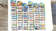 Hotwheels Huge Lot Of 63 Dodge Collection