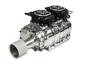 Holley Sniper Efi 550-532 4150 2x4 Dual Fuel Injection Self-tuning 1250hp Black