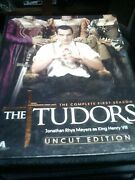The Tudors The Complete Series Dvd, 2014, Disc Set