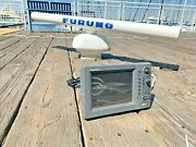 Furuno Rdp-139 Navnet Display W/ Power Supply And 6and039 Open Array And More