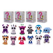 Set Of 4 Ty Beanie Boos Mini Boo Series 2 Collectible Figurines Blind Boxes