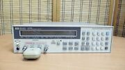 【kang Rong Scientific】agilent/hp 4339a W/4339-60003 High Resistance Meter