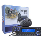 Radio Cb Tti Tcb-5289 Anytone Communication Entre Voitures - Camions
