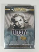 Decoy Vol. 1 - Dvd - 4 Classic Episodes - New And Factory Sealed